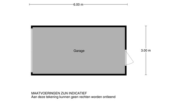 Floorplan - Fregat 10, 2951 JD Alblasserdam