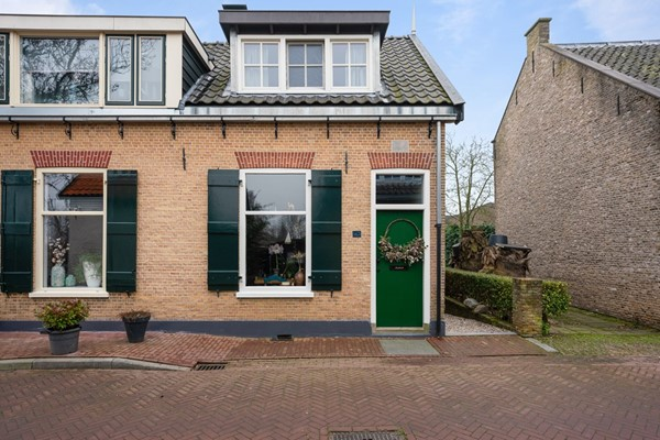 Polderstraat 143, Alblasserdam