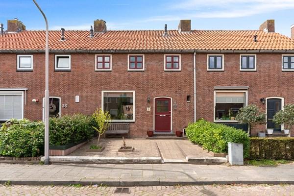 A.G. Smitstraat 38, Alblasserdam