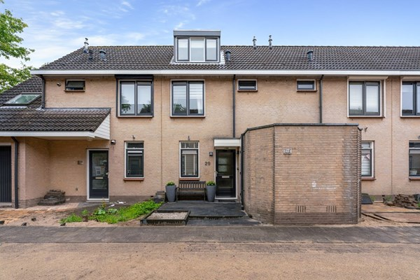 Willem Dreeshof 29, Alblasserdam