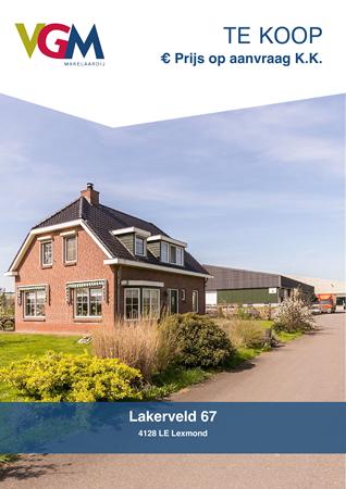 Brochure preview - Lakerveld 67, 4128 LE LEXMOND (1)