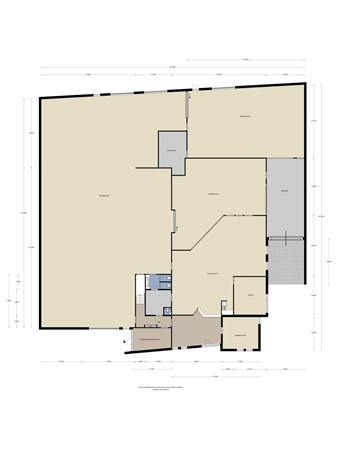 Floorplan - Raambrug 22, 5531 AG Bladel