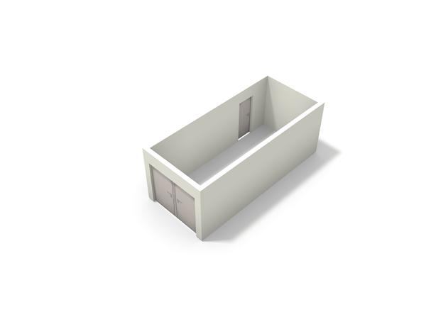 Floorplan - Dorpsplein 18-19 20, 5094 GJ Lage Mierde