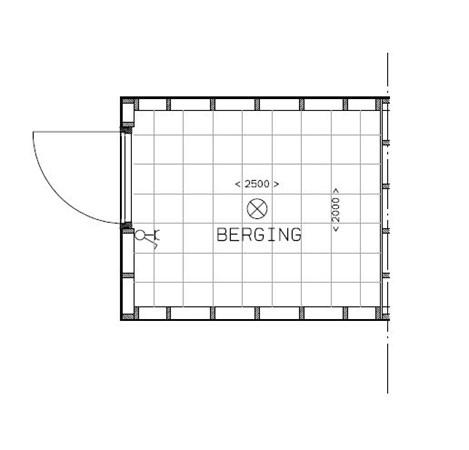 Floorplan - De Hoeve 22Kavel 2, 5534 AD Netersel
