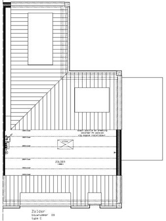 Floorplan - De Hoeve 22Kavel 9, 5534 AD Netersel