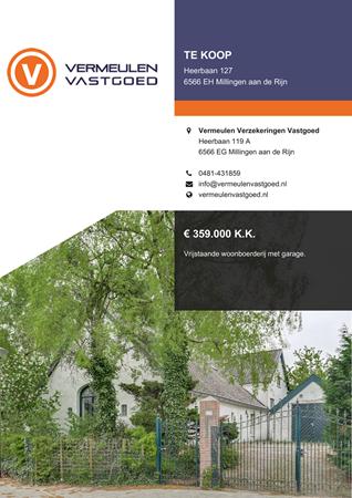 Brochure preview - Heerbaan 127, 6566 EH MILLINGEN AAN DE RIJN (1)