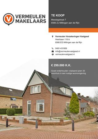 Brochure preview - Mesdagstraat 7, 6566 ZJ MILLINGEN AAN DE RIJN (1)