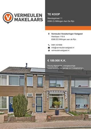 Brochure preview - Mesdagstraat 11, 6566 ZJ MILLINGEN AAN DE RIJN (1)