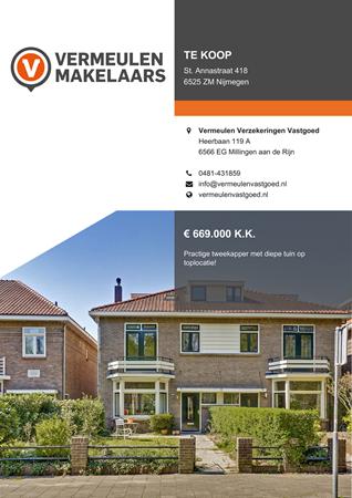 Brochure preview - St. Annastraat 418, 6525 ZM NIJMEGEN (1)