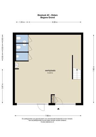 Plattegrond - Bieslook 4C, 6942 SG Didam - 82378_BG.jpg