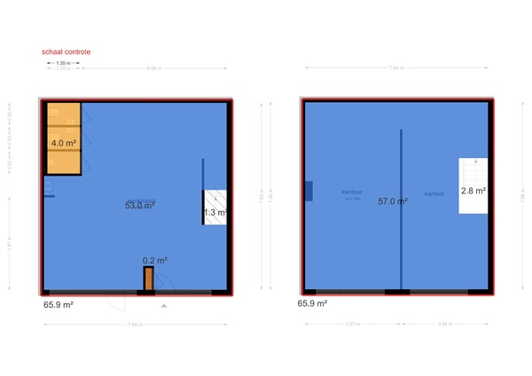 Plattegrond - Bieslook 4C, 6942 SG Didam - 82378_nen.jpg