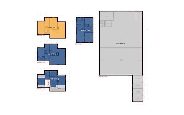 Floorplan - Halve Maan 16, 6915 SW Lobith