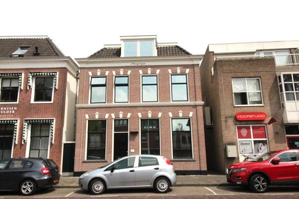 Te huur: 120 m2 kantoorruimte in zeer representatief, monumentaal kantoorpand gesitueerd nabij het centrum van Alphen aan den Rijn.