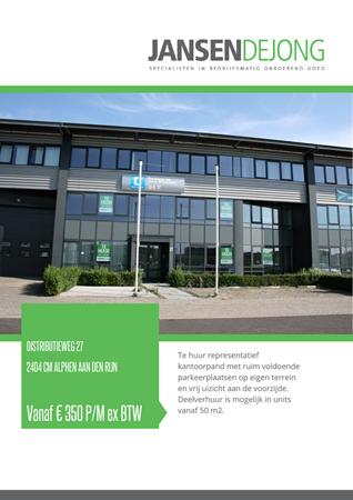 Brochure preview - Distributieweg 27, 2404 CM ALPHEN AAN DEN RIJN (1)