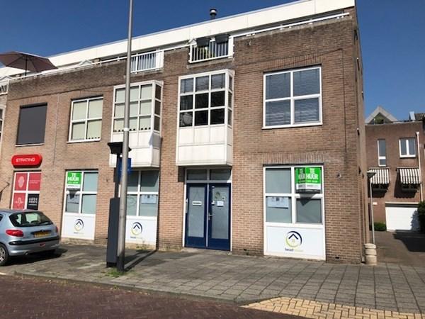 Te huur: Multifunctionele winkel en/of kantoorruimteaan de rand van het centrum van Alphen aan den Rijn.