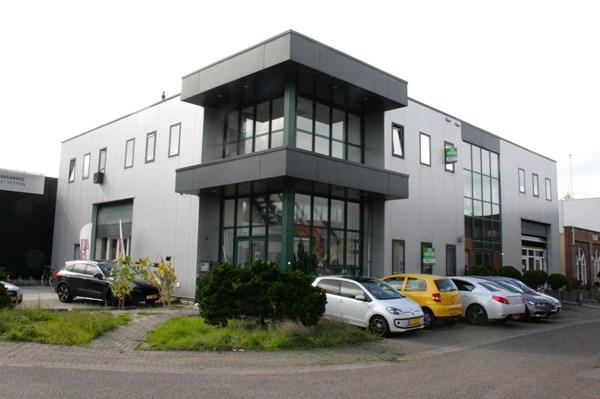 """Te koop: Te koop: bedrijfs-/kantoorpand op bedrijventerrein """"Zoutman""""."""