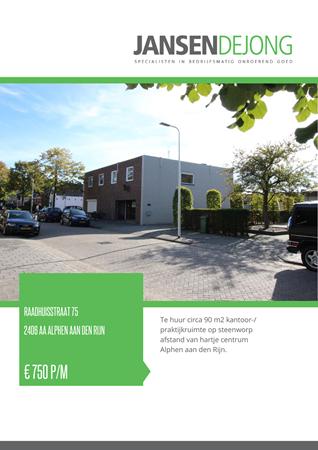 Brochure preview - Raadhuisstraat 75, 2406 AA ALPHEN AAN DEN RIJN (1)