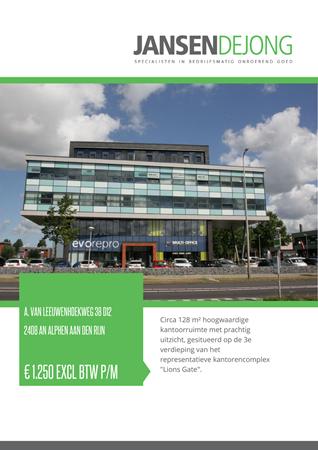 Brochure preview - A. Van Leeuwenhoekweg 38-D12, 2408 AN ALPHEN AAN DEN RIJN (1)