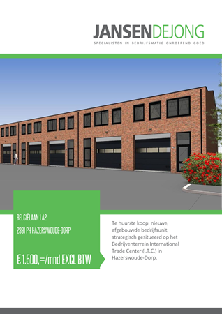 Brochure preview - Belgiëlaan 1-A2, 2391 PH HAZERSWOUDE-DORP (1)