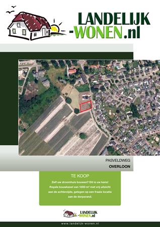 Brochure preview - brochure - pasveldweg ong. - overloon
