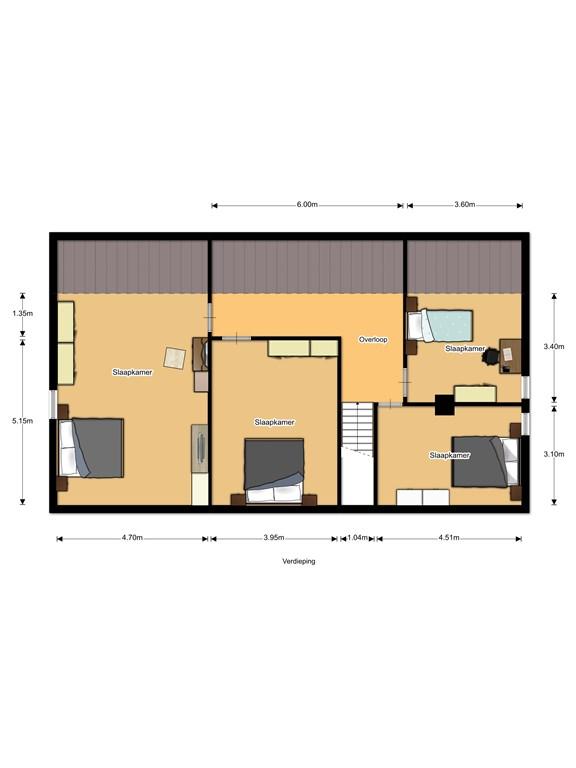Te koop noordstraat 110 5455 ra wilbertoord - Een wasruimte voorzien ...