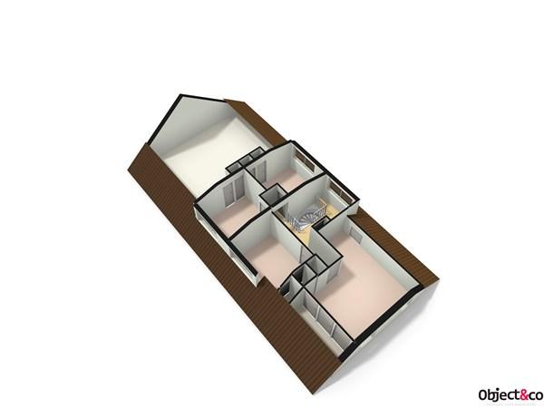 Floorplan - Ketelstraat 30, 6562 LH Groesbeek
