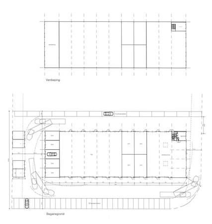 Floorplan - Romeinenstraat, 5835 DX Beugen