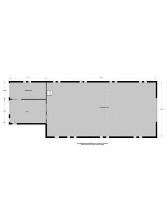 Floorplan - Ripseweg 12, 5816 AC Vredepeel