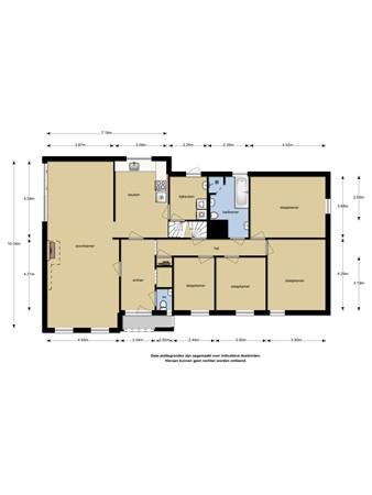 Floorplan - Hommersumseweg 33, 6598 MC Heijen