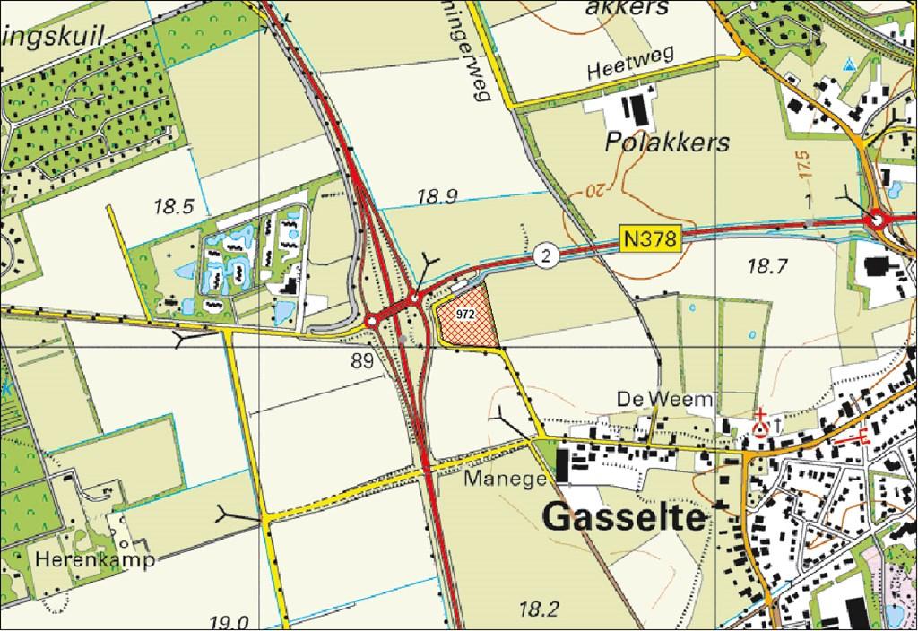 Gasselte