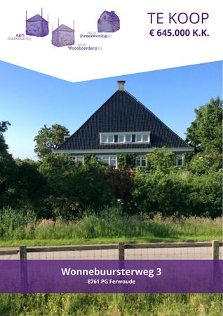 Brochure preview - Wonnebuursterweg 3, 8761 PG FERWOUDE (2)