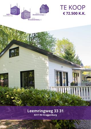 Brochure preview - Leemringweg 33-31, 8317 RD KRAGGENBURG (2)