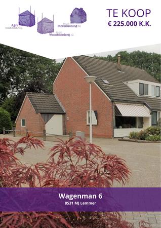 Brochure preview - Wagenman 6, 8531 MJ LEMMER (2)