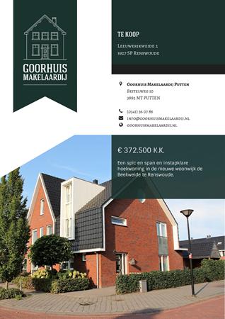 Brochure preview - Leeuwerikweide 2, 3927 SP RENSWOUDE (1)