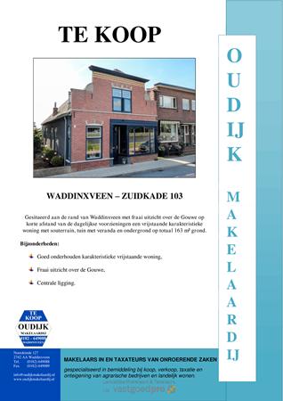 Brochure preview - waddinxveen zuidkade 103 def brochure