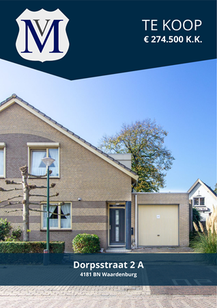 Brochure preview - Dorpsstraat 2-A, 4181 BN WAARDENBURG (1)