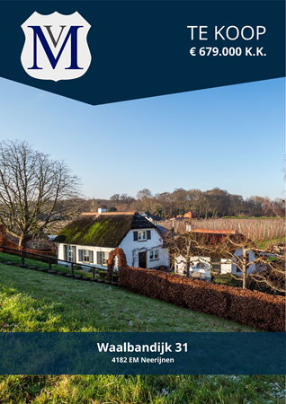 Brochure preview - Waalbandijk 31, 4182 EM NEERIJNEN (2)