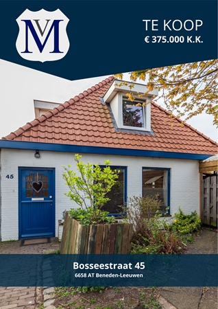 Brochure preview - Bosseestraat 45, 6658 AT BENEDEN-LEEUWEN (1)