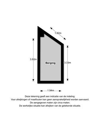 Floorplan - Sebastiaan Centenweg 4, 1602 MN Enkhuizen