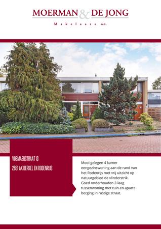 Brochure preview - Vosmaerstraat 13, 2651 AX BERKEL EN RODENRIJS (2)