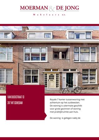 Brochure preview - Van Dijckstraat 13, 3117 WT SCHIEDAM (2)