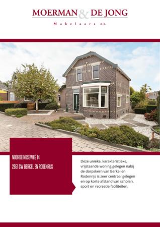 Brochure preview - Noordeindseweg 14, 2651 CW BERKEL EN RODENRIJS (2)