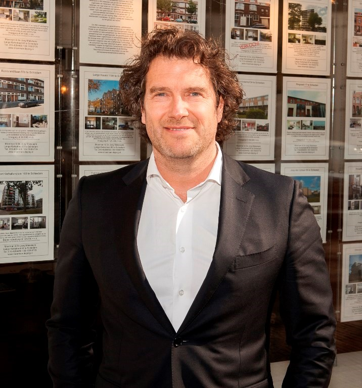 Manfred de Jong, eigenaar:
