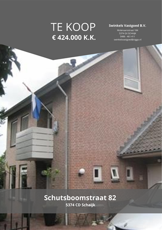 Brochure preview - Schutsboomstraat 82, 5374 CD SCHAIJK (1)