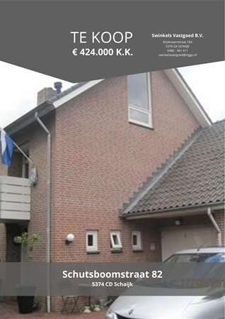 Brochure preview - Schutsboomstraat 82, 5374 CD SCHAIJK (2)