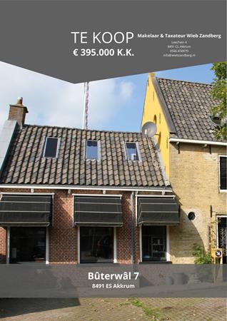 Brochure preview - Bûterwâl 7, 8491 ES AKKRUM (1)