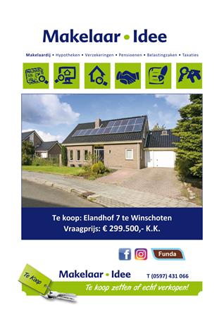 Brochure preview - Woningbrochure Elandhof 7 te Winschoten.pdf