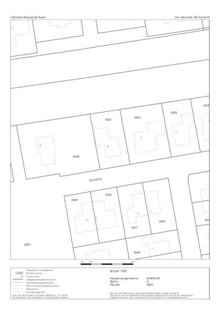 Floorplan - De Kamp 16, 8754 KA Makkum