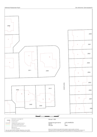 Floorplan - Eelsmastate 10, 8925 HM Leeuwarden