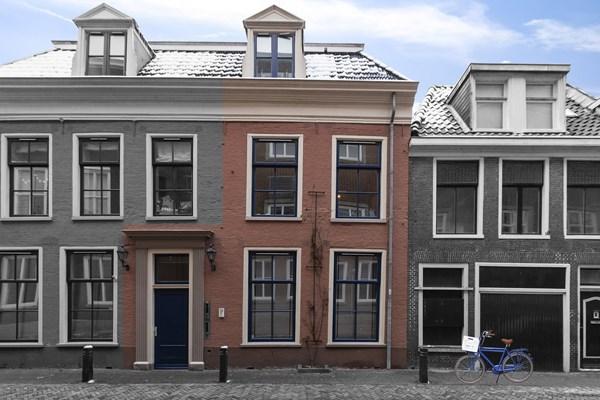 Te koop: Sfeervol wonen in de binnenstad in een Rijksmonument uit 1625